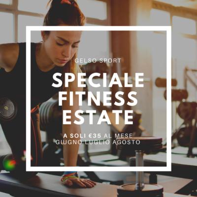 PROMO ESTATE 2021 sala fitness
